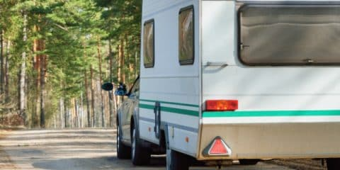 8 tips for packing your caravan