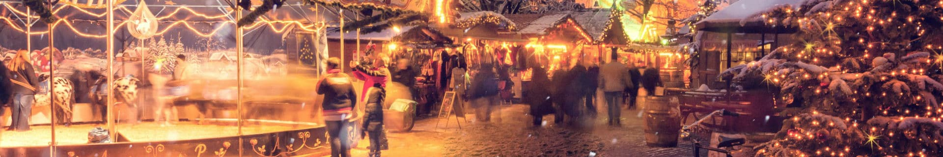 Top 5: Best Christmas markets in England