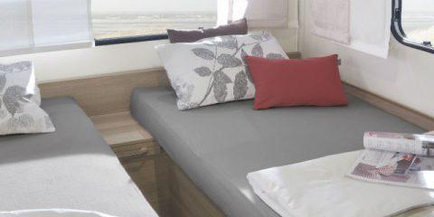 A comfortable night's sleep on your holiday