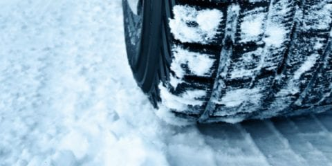 New regulations for winter tyres in Germany