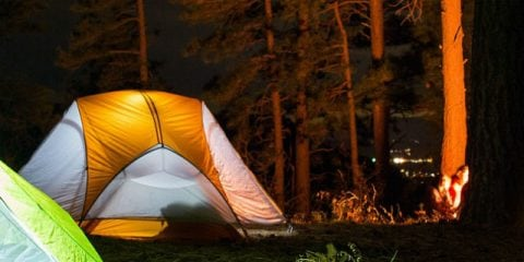 5 tips for planning a smooth camping trip with children
