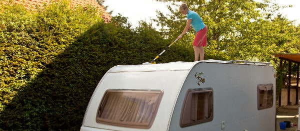 This will make your caravan look like new