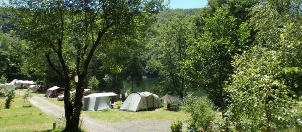 Camping Pont du Rouffet (Natural Campsites)