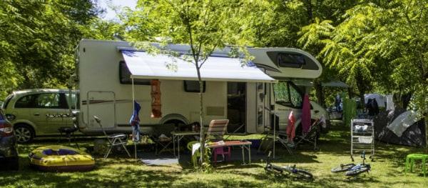 The perfect campsite