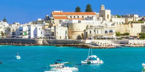 The ultimate motorhome route through Puglia