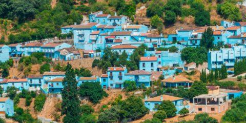 Long story short: Andalusia – Júzcar