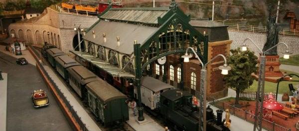 Musée du Jouet et Petit Trains