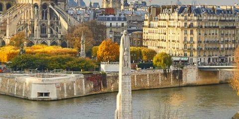 Camping along the Seine: our tips