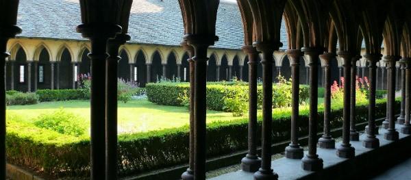 Abbey - Le Mont-Saint-Michel