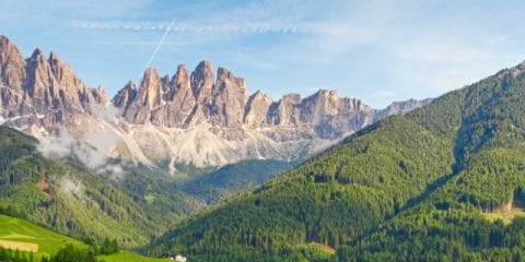 The Dolomites: the place to put on your walking shoes