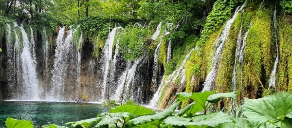 National park Plitvice - Croatia