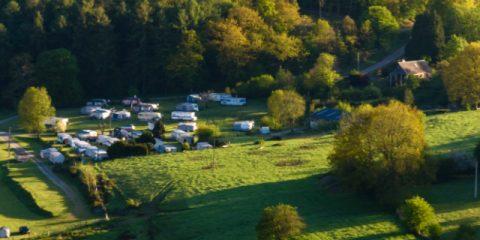 5 top campsites in Belgium