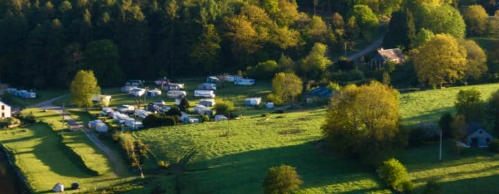 5 top campsites in Belgium