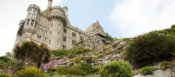 Saint Michael's Mount - gardens
