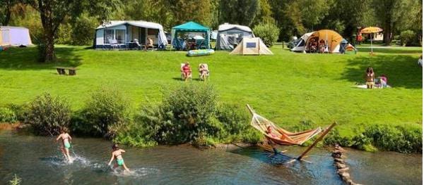 Camping in Belgium