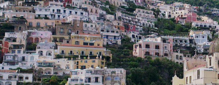 Positano: a pearl on the Amalfi Coast