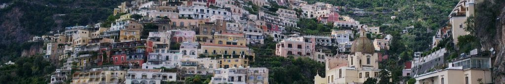 Positano: a pearl on the Amalfi Coast