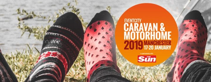 The Caravan and Motorhome Show: 17-20 January 2019