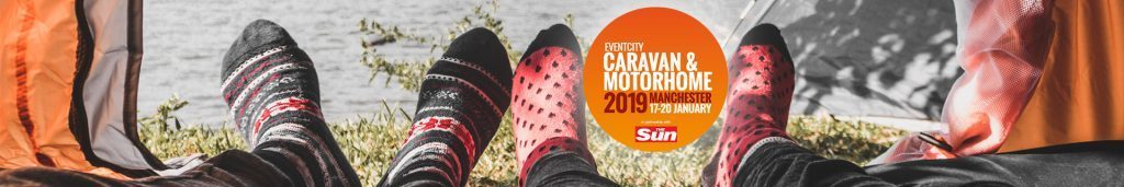The Caravan and Motorhome Show: 17-20 January 2019