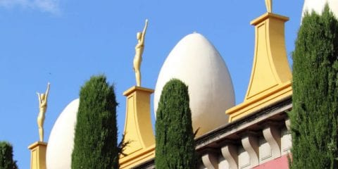 The Costa Brava: home of Salvador Dalí