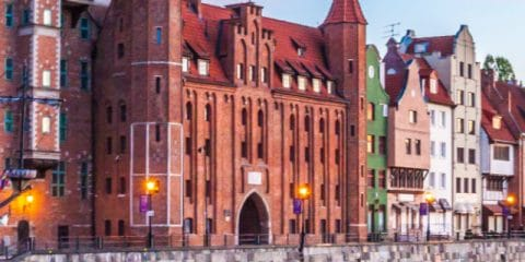 Poland: discovering the east