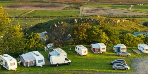 7 top tips from experienced campers