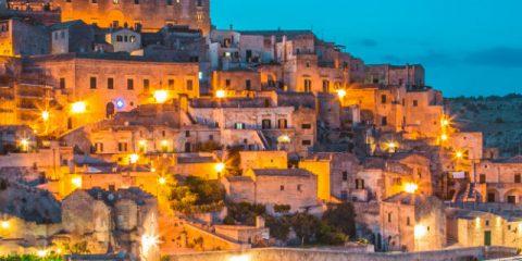 The underground beauty of Matera