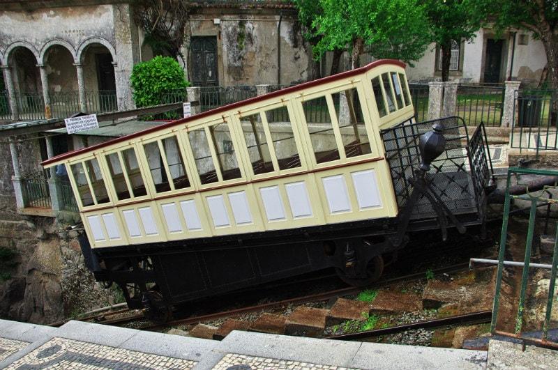 Cable train Braga