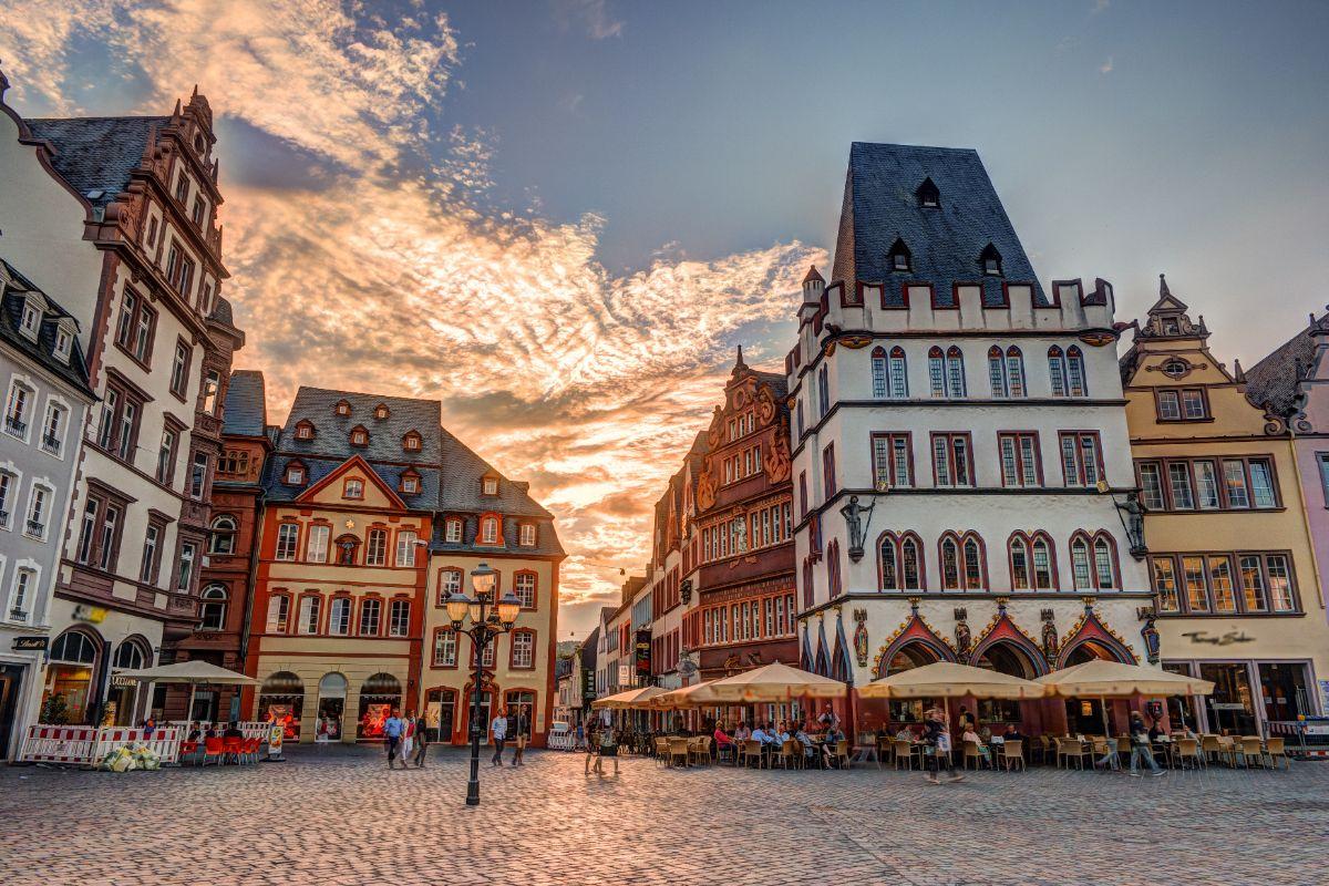 Binnenstad Trier