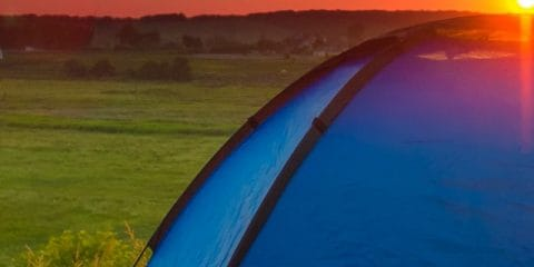 Romantic camping: 8 campsites that will give you butterflies in your stomach