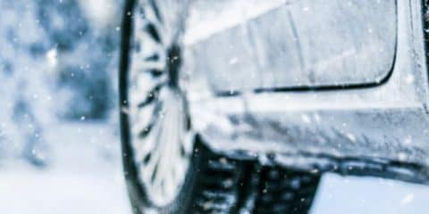 Rules for winter tyres in Italy and France