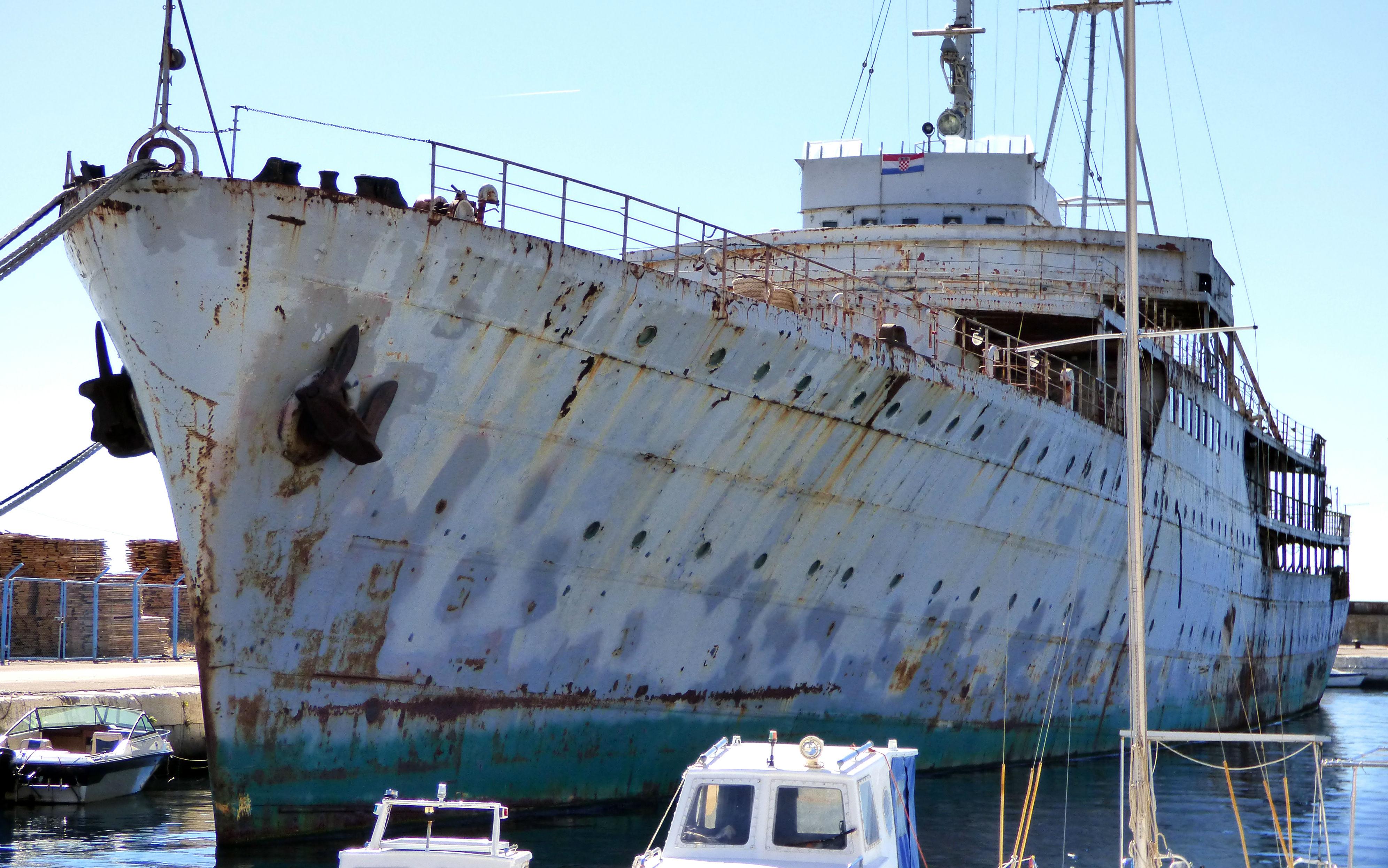Ship Galeb