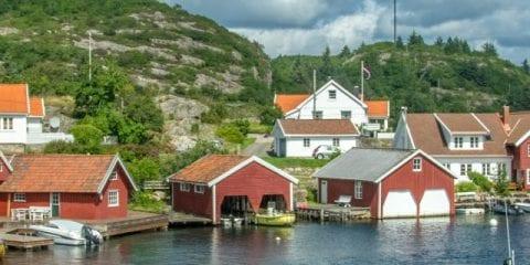 Motorhome route through Norway – 9 unique places