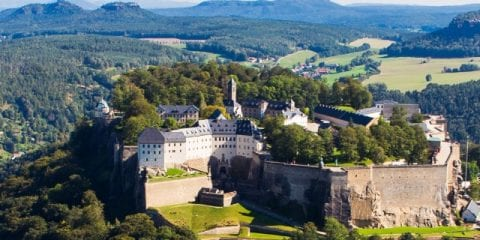The 5 most beautiful castles in Saxony