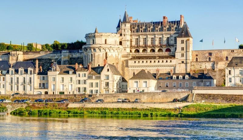 Château d'Amboise (Loire castles)