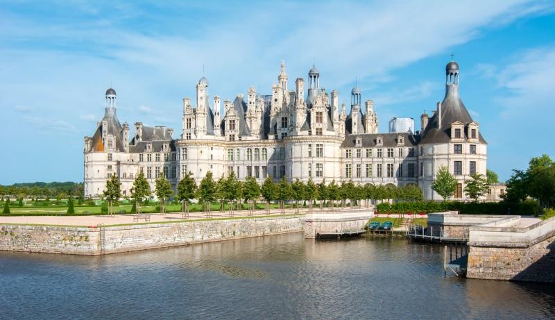 Château de Chambord (Loire castles)