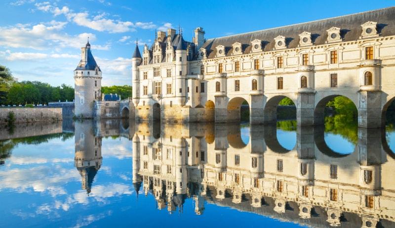 Château de Chenonceau (Loire castles)