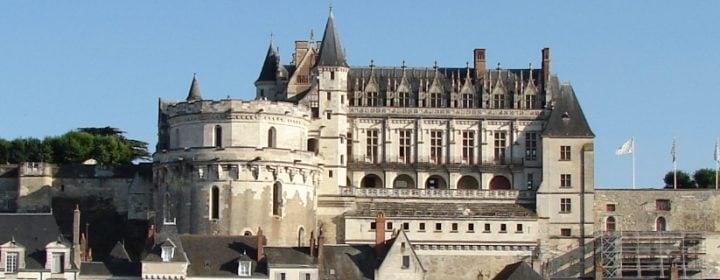 Loirekasteel Amboise